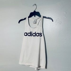 Work out tank.
